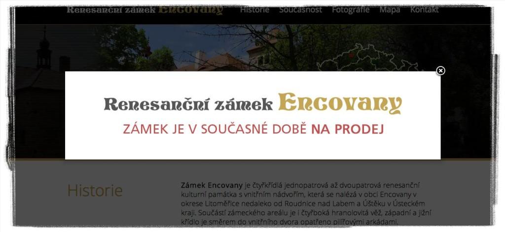 web encovany